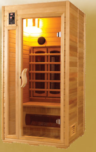 Heilsa Infrared sauna for 2 persons