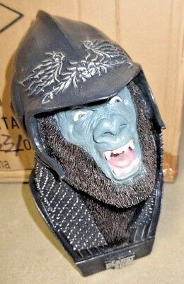 Planet of the Apes Attar Bust by Neca 2001 - New & Free Shipping!