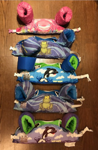 TODDLERS' BODY GLOVE SWIMMING 'FLOATERS' IN EXCELLENT CONDITION!