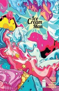 Ice Cream Man #2 Cover B....Willing to Ship