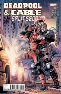 Deadpool and Cable: Split Second #1-3