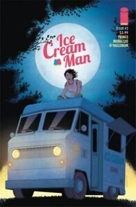 Ice Cream Man #2 Cover A....Willing to Ship