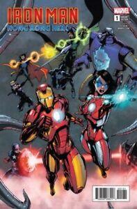 Iron Man Hong Kong Heros #1C 1st App of Arwen Wong ... Will Ship