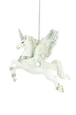rn Hängende Ornament Luxus Weihnachtsbaum Hängende Dekoration (Silber Hängende Dekorationen)