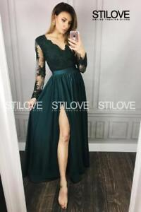 Long Luxury Evening dress