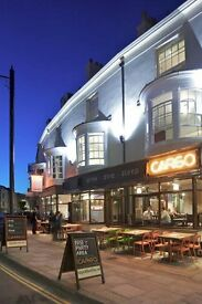 Bar Staff & Housekeepers Needed for Boutique Hotel & Bar - Cargo, Oxford Street