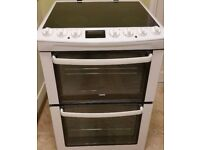 ZANUSSI FREE STANDING 60cm ELECTRIC COOKER FOR SALE, EXCELLENT CONDITION