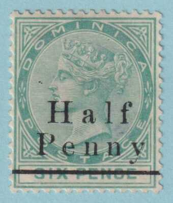DOMINICA 13 MINT HINGED OG * NO FAULTS EXTRA FINE