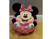 Minnie mouse giant TY stuffed toy