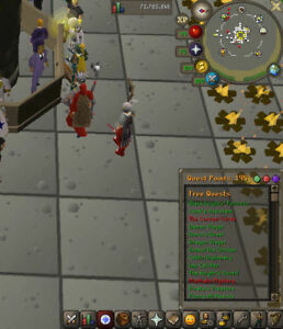 Runescape 2007 account for sale serious buyers contact me!!