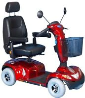 Invacare Auriga - Electric Scooter - Very Comfortable Ride  -