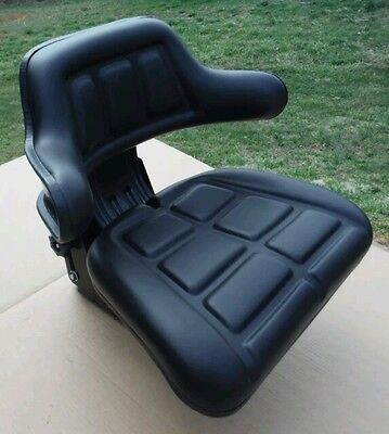 Ford Massey John Deere Caseih Tractor Seat. Nice Heavy Duty Construction