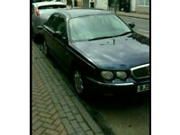 Rover 75 BMW engine diesel automatic