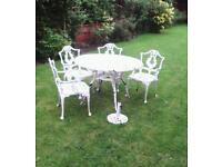 Table chairs for sale