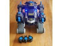 Imaginext transforming Batbot