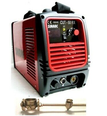 Plasma Cutter 50a 110220v 12 Cut 60a Torch Simadre 50rx Cut Guide Wheel