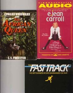 Audio books on audio cassette. For listening. West Island Greater Montréal image 3