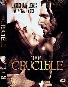 The Crucible DVD R4