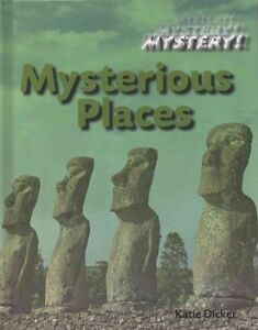 Mysterious Places by Katie Dicker (Hardback, 2015)