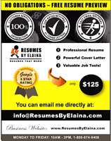 ☀ Top Resume Writing Company: For All Job Sectors