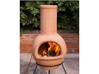 TERRACOTTA CHIMINEA - Good Condition