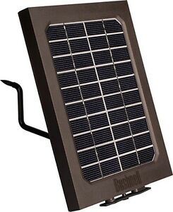Bushnell Trophy Cam HD Solar Panel New