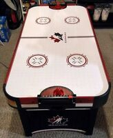 Electric Team Canada Air Hockey Table