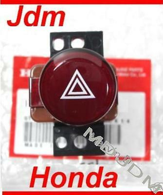 New Oem HAZARD SWITCH 06-10 Jdm HONDA CIVIC FD2 CTR TypeR  Genuine Honda Part