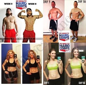 """Get """"Boot Camp Fit"""" 22 Minute Hard Corps - Currently ON SALE!! Peterborough Peterborough Area image 9"""