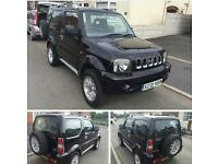 Jimny 2001 black 54,000 miles!!!!!! 4x4 price negotiable! With off road mods