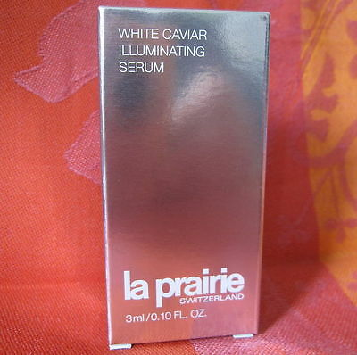 LA PRAIRIE WHITE CAVIAR ILLUMINATING SERUM - ANTI-DISCOLORATION FIRMING SKINCARE