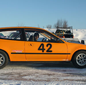 1992 Honda Civic SI Ice Racer