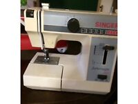 Singer Sewing machine Electric featherweight