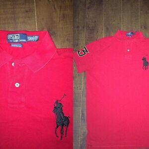 Large Red Polo by Ralph Lauren Shirt Cambridge Kitchener Area image 1