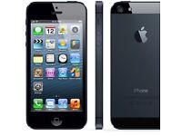 Apple iPhone 5 Black 16gb Unlocked