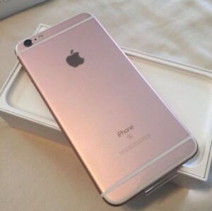 LIKE NEW IPHONE 6S ROSE GOLD 32GB