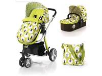 Cosatto giggle 2 treet travel system