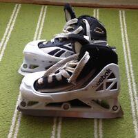 "patin gardien de but jr / goalie skates jr ""2"""