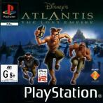 Disney's Atlantis De verzonken stad (PS1 tweedehands game)
