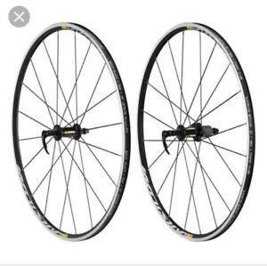 Mavic road wheels for sale