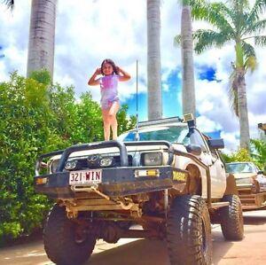 Toyota Hilux ln106 Atherton Tablelands Preview