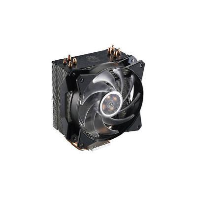 Cooler Master MA410P RGB CPU Air Cooler 4 CDC Heat Pipes Mas