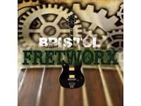 Bristol Fretworx Guitar Tuition