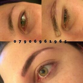 MICROBLADING SALE - 45% OFF - £125 - FEB only! sALON BASED - LONDON! Throw away the pencil : D