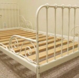 Twin extendable beds WITH EXTENDABLE MATRESSES