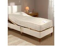 Single Dorchester Adjustable Electric Bed
