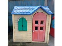 Little tikes play house & A littler play house