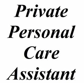 Personal Care Assistant, waking nights, for a physically disabled young man in family home.