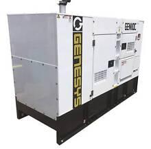 110 KVA Diesel Generator 415V - Cummins - Solar Power Kewdale Belmont Area Preview