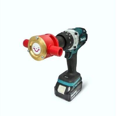 Fuel Transfer Drill Pump For Pumping Water Diesel Gas Gasoline Kerosene Bt8